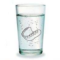 cuidados com protese dentaria